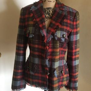 Beautiful Tweed Jacket